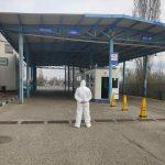 Два молдавских контрольно-пропускных пункта прекращают работу