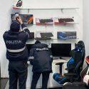 Воспользовались ситуацией: воры обчистили магазин в центре столицы (ФОТО)