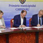 Примария Кишинёва подписала Меморандум о взаимопонимании с Торгово-промышленной палатой Будапешта