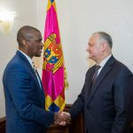 Президент провел встречу с послом США (ФОТО, ВИДЕО)