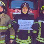 Пожарные и спасатели призывают жителей страны не нарушать карантинный режим (ФОТО)