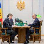 Еуджен Карас назначен на должность Посла РМ в США (ФОТО, ВИДЕО)