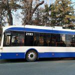 Напоминаем: некоторые троллейбусы, автобусы и микроавтобусы будут ездить по изменённым маршрутам в субботу и воскресенье