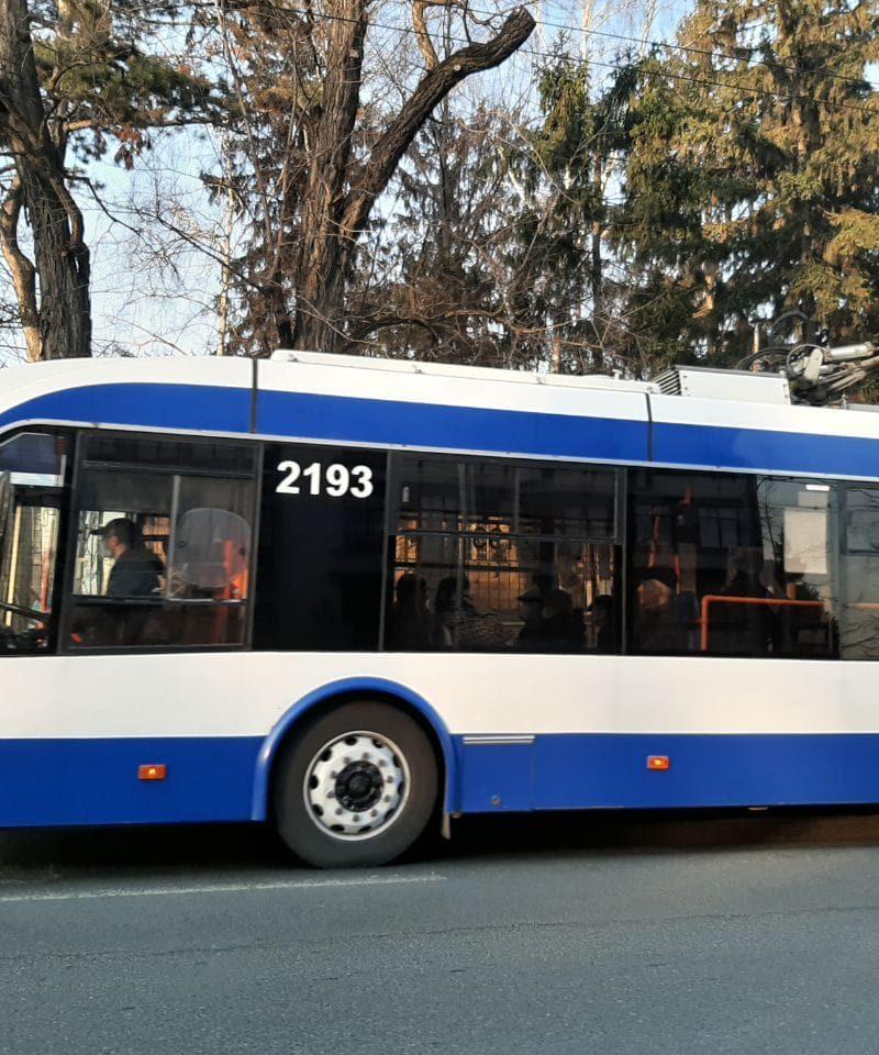 Чебан: Троллейбусный парк столицы вскоре будет обновлен. Муниципалитет получил 55 млн леев для этой цели