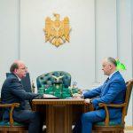 Додон: Уверен, что этот глобальный кризис еще больше сплотит братские народы Молдовы и России (ФОТО, ВИДЕО)