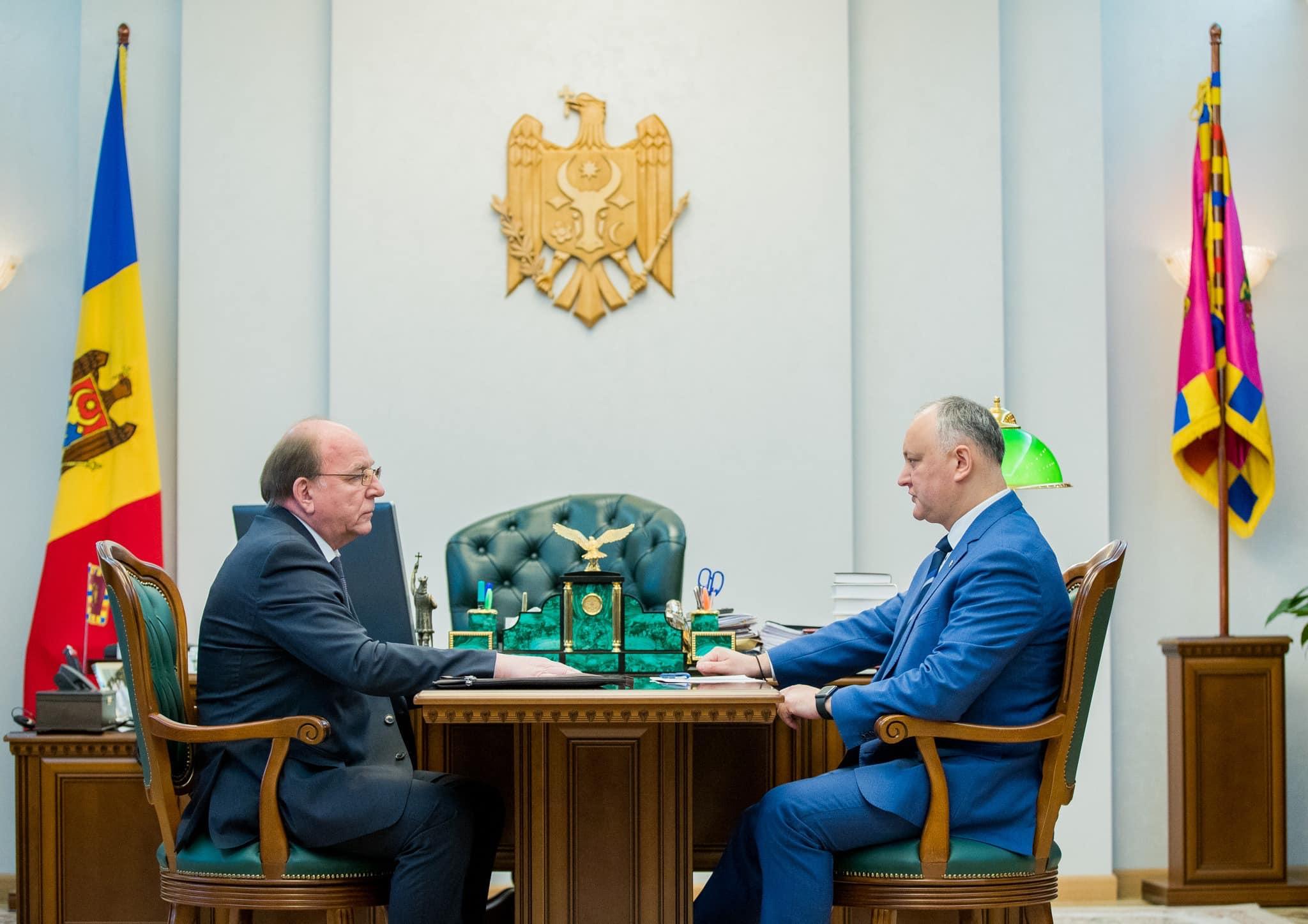 Молдавская продукция возвращается в Россию благодаря усилиям Додона и правительства Кику, – Васнецов