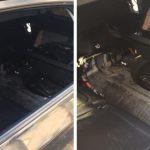 Неизвестные разбили стекло и украли аккумулятор из припаркованного авто (ФОТО)