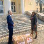 Китай предоставил Молдове еще 1000 тестов на обнаружение коронавируса