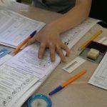 Выборы в Хынчештах: ручки будут дезинфицировать после каждого избирателя