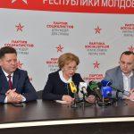 Гречаный: Уверена, что Гацкан будет успешно представлять в парламенте интересы всех жителей Хынчештского района!
