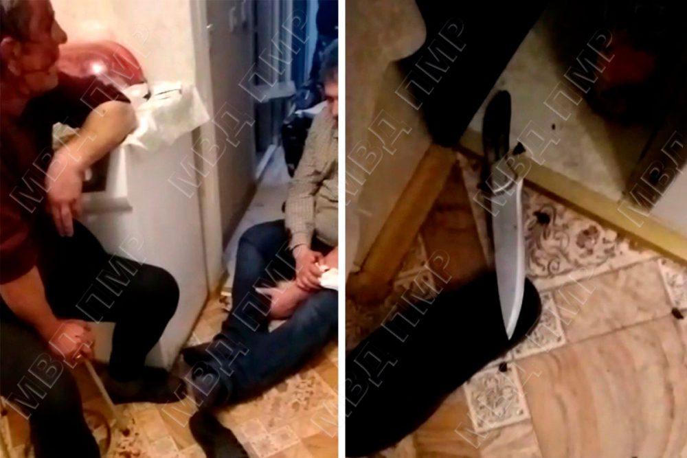 Алкоголь до добра не доводит: пьяная ссора двух приятелей закончилась травмами