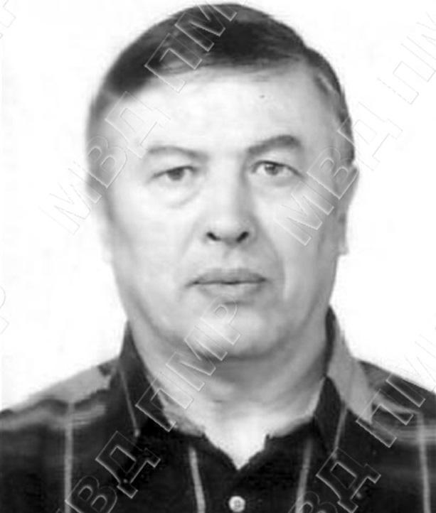 Ушел из дома и не вернулся: в Приднестровье разыскивают без вести пропавшего мужчину