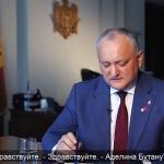 Президент обещает - и делает: Игорь Додон позвонил еще одной жительнице страны (ВИДЕО)