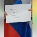 Друг познается в беде! Итальянцы сворачивают флаг ЕС и разворачивают флаг России (ВИДЕО)