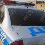 Пьяный водитель пытался скрыться от патрульных, но врезался в дерево