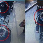 В столице двое велосипедистов сбили женщину: их разыскивает полиция (ВИДЕО)