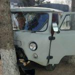 Смертельная авария в Бричанах: машина врезалась в дерево, водитель погиб