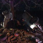 Жуткая авария в Унгенах: от удара машину разорвало на части, есть погибшие (ФОТО)