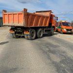 В Страшенах столкнулись легковушка и грузовик: двое взрослых и подросток в больнице (ФОТО)