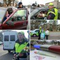 """""""Цветочный патруль"""": в Приднестровье поздравили женщин-водителей с наступающим 8 Марта"""