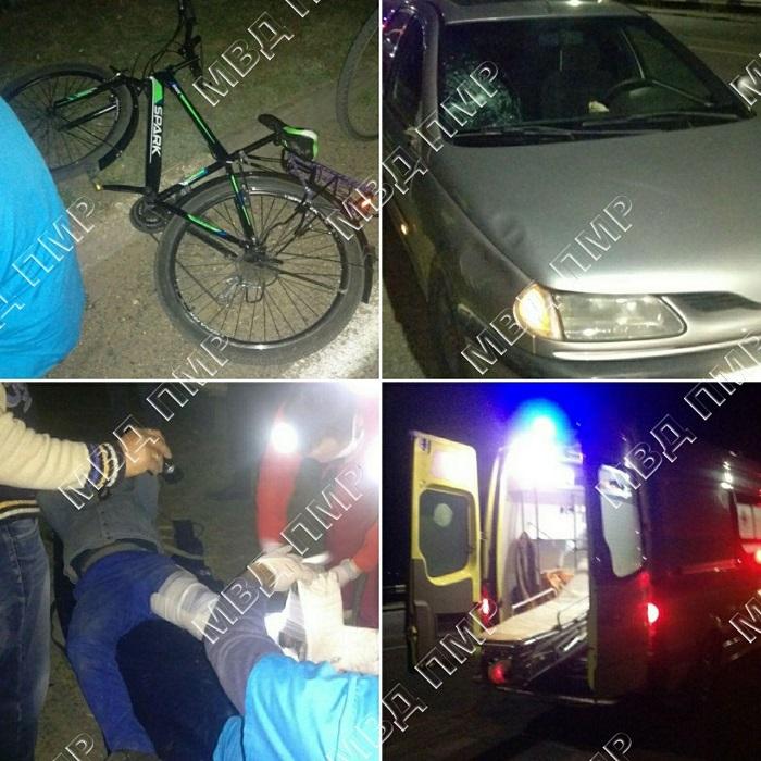 Потянулся за сигаретами и сбил пешехода: ДТП произошло в Бендерах