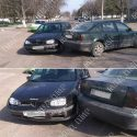 Необдуманный маневр автоледи в Слободзее закончился ДТП