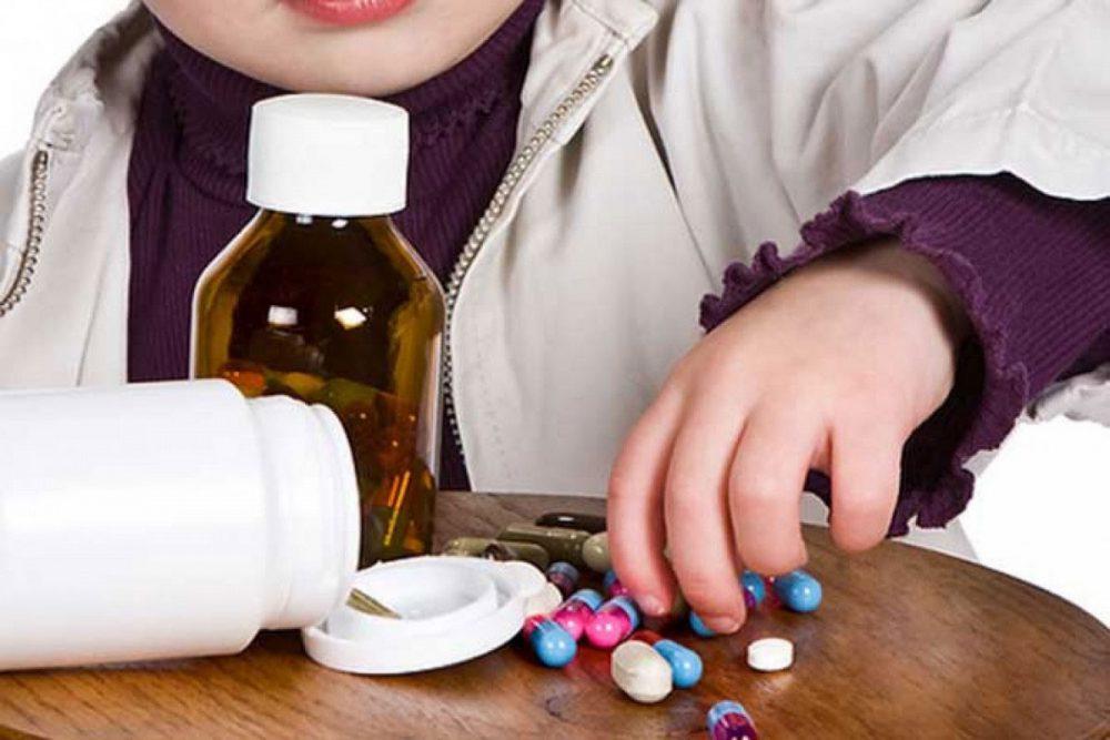 Двухлетняя девочка отравилась таблетками в Днестровске