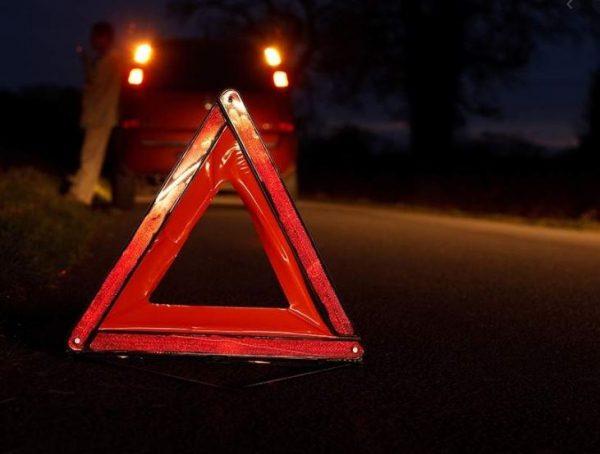 В Кишинёве автомобиль наехал на спавшего посреди дороги пьяного мужчину