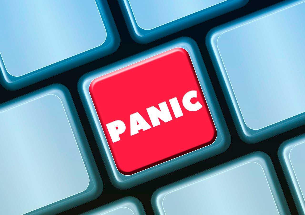 Как унять вирус паники?