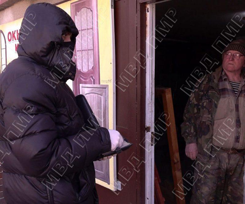 Проверки соблюдения карантинных мер в Приднестровье: какие нарушения выявлены