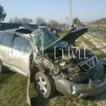 Пошёл на обгон и не справился с управлением: в аварии в Рыбнице пострадал пассажир