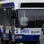 Общественный транспорт в Кишинёве и Бельцах не будет ходить в эти выходные