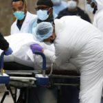 В США побит рекорд смертности от коронавируса
