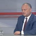 Додон – депутатам оппозиции: Верните украденный миллиард, и мы справимся с ситуацией без кредитов (ВИДЕО)