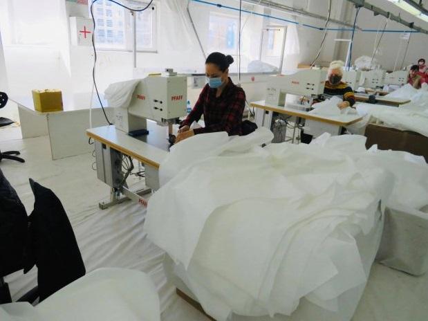 Ряд отечественных компаний перепрофилировались на производство медицинского оборудования