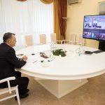 Кику принял участие в онлайн-заседании с главами правительств стран ЕАЭС