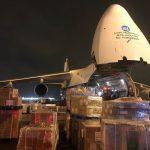 Предоставленный Путиным по просьбе Додона самолёт с медицинским грузом из Китая летит в Молдову