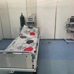 """Первый павильон """"Центра COVID-19"""" готов к приему пациентов (ФОТО, ВИДЕО)"""