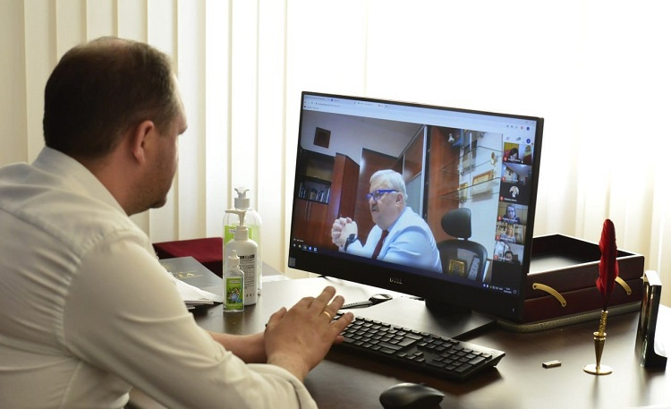 Чебан: Для онлайн-библиотеки было снято уже более 1 000 лекций