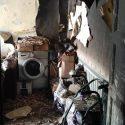 Крупный пожар в столице: спасатели эвакуировали жильцов многоэтажки (ФОТО)