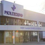 """В """"Центре COVID-19"""" на """"Moldexpo"""" готовят еще 2 павильона для размещения пациентов с подозрением на коронавирус"""