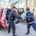 Более 120 правоохранителей контролируют соблюдение карантинного режима в Сороках и Штефан-Водэ (ФОТО)