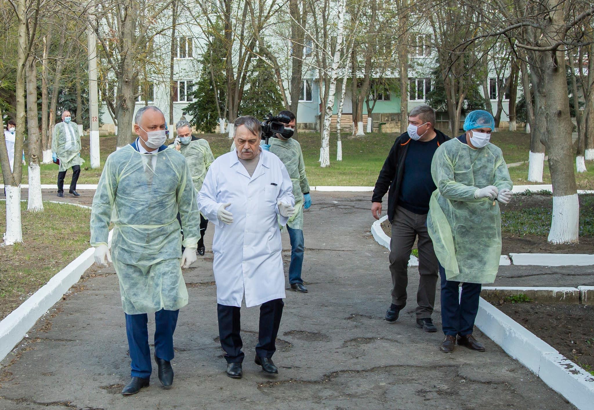 Президент: Нужно строго соблюдать ограничительные меры для недопущения дальнейшего распространения коронавируса (ФОТО, ВИДЕО)