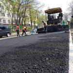 В секторе Ботаника возобновлён капитальный ремонт участка улицы Зелинского (ФОТО)