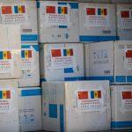 Сказано - сделано! Партия гуманитарной помощи из Китая прибыла в Молдову (ФОТО, ВИДЕО)