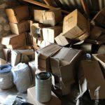Обчистили склад на полмиллиона леев: трое злоумышленников задержаны (ФОТО)
