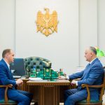 Игорь Додон и Ион Чебан обсудили борьбу с коронавирусом в Кишиневе (ФОТО, ВИДЕО)