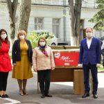 Примария Кишинёва получила 5 000 наборов для выявления COVID-19 (ФОТО)