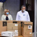 Муниципальную клиническую больницу №1 оснастили всем необходимым для лечения пациентов с COVID-19 (ФОТО)