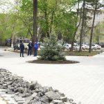 На благо горожан: ещё один благоустроенный сквер вскоре появится на Буюканах (ФОТО)